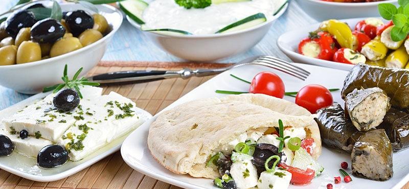 Mangiare a rodi rodi - Piatti tipici della cucina greca ...
