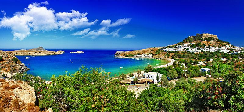 Rodi la guida online per le vostre vacanze sull 39 isola di for Kos villaggi italiani